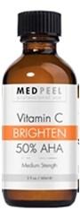 Пилинг AHA 50% & Vitamin C Brightening / АНА 50% и витамин С /Поверхностный пилинг/ рН 1,7