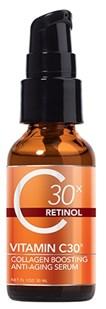 Vitamin C30x Retinol Anti-Aging Serum / Антивозрастная сыворотка с витамином С и ретинолом -30мл