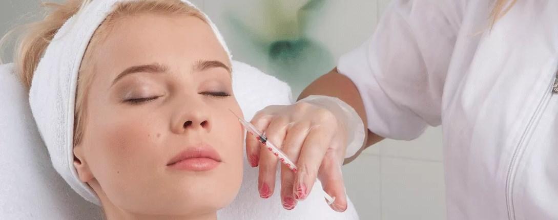 мезотерапия - проведение процедуры